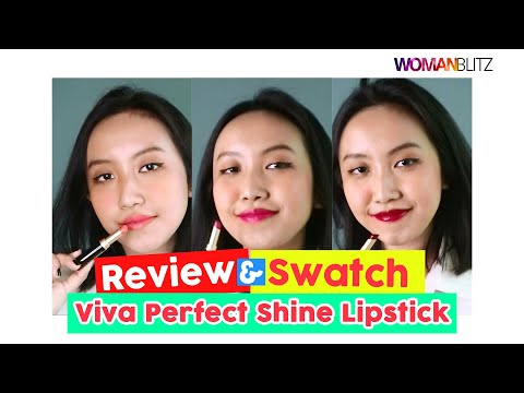review-&-swatch-semua-warna-viva-perfect-shine-lipstick