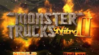 Monster Trucks Nitro 2 (PC) - Gameplay Trailer