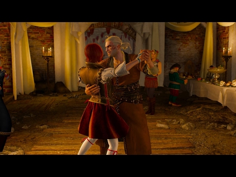 The Witcher 3: Folk/Tavern/Gwent Music