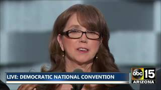 HEARTBREAKING! We've all cried with you! Hear from Pulse Nightclub Mom Christine Leinonen - DNC
