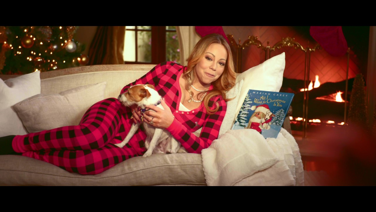 Mariah Carey's All I Want for Christmas is You - Teaser - Coming 2017