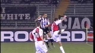 2002 october 29 juventus italy 2 feyenoord holland 0 champions league youtube 2002 october 29 juventus italy 2 feyenoord holland 0 champions league