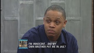 """""""He Believed In The System"""" (The Steve Wilkos Show)"""
