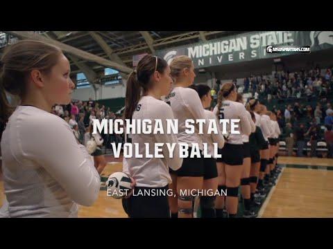 Michigan State Volleyball 2016 | Pump Up