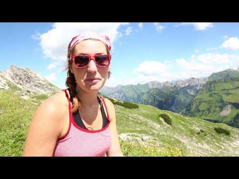 Wandertrilogie Allgäu - Königsetappe  Oberstdorf - Bad Hindelang - Wandern in Bayern in den Alpen