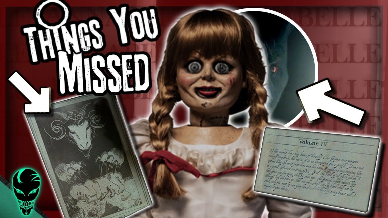 Download 30 Things You Missed in Annabelle (2014)
