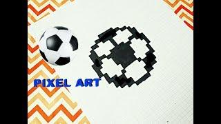 футбольные рисунки по клеточкам рисунки по клеточкам на тему