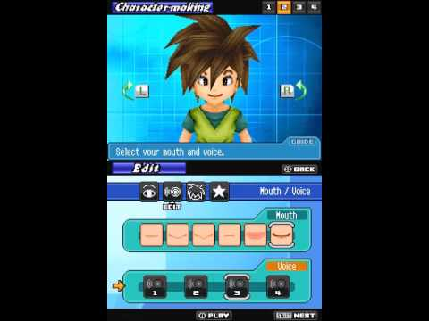 how to make character customization in game maker