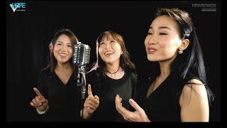 VHOPE   Thánh Ca: Thánh Kinh Âm Nhạc - Như Trang, Thanh Trúc & Yến Trang   CHẠM+
