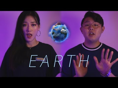 Impersonation Cover. Lil Dicky - Earth.