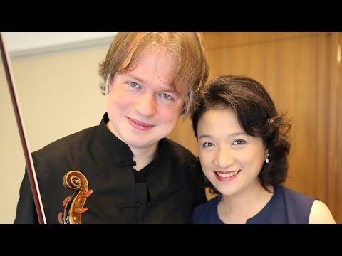 Henning Kraggerud interview: The journey of a violinist-violist