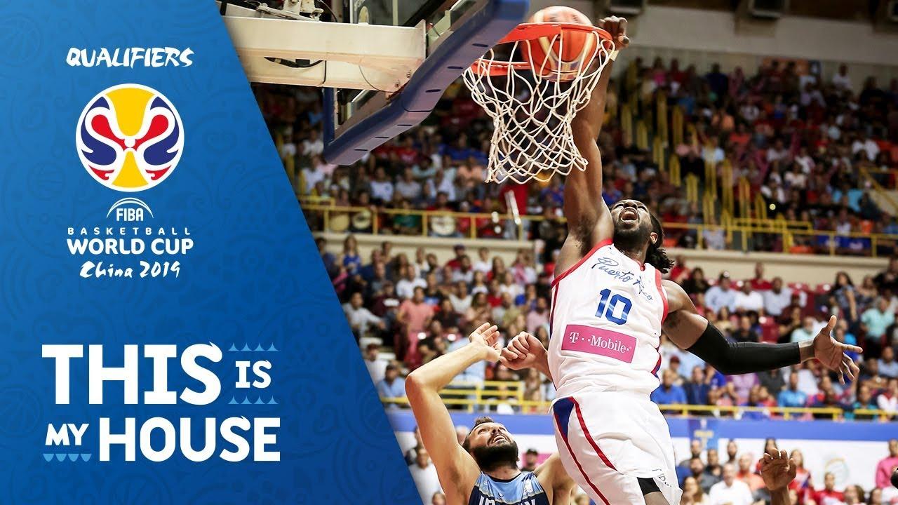 Puerto Rico v Uruguay - Full Game - FIBA Basketball World Cup 2019