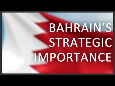 Bahrain's strategic importance