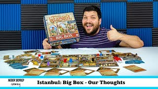Istanbul: Big Box - Our Thoughts (Board Game)