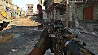 Call of Duty Modern Warfare - Team Deathmatch Gameplay Multiplayer (Ray Tracing)