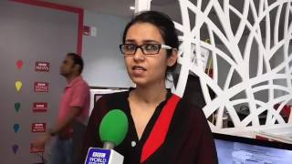 Indian Citizen exclusive interview with Uzma Ahmed   BBCURDU