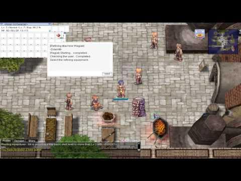 Ragnarok Online - New Izlude Training/Academy Map and Updates