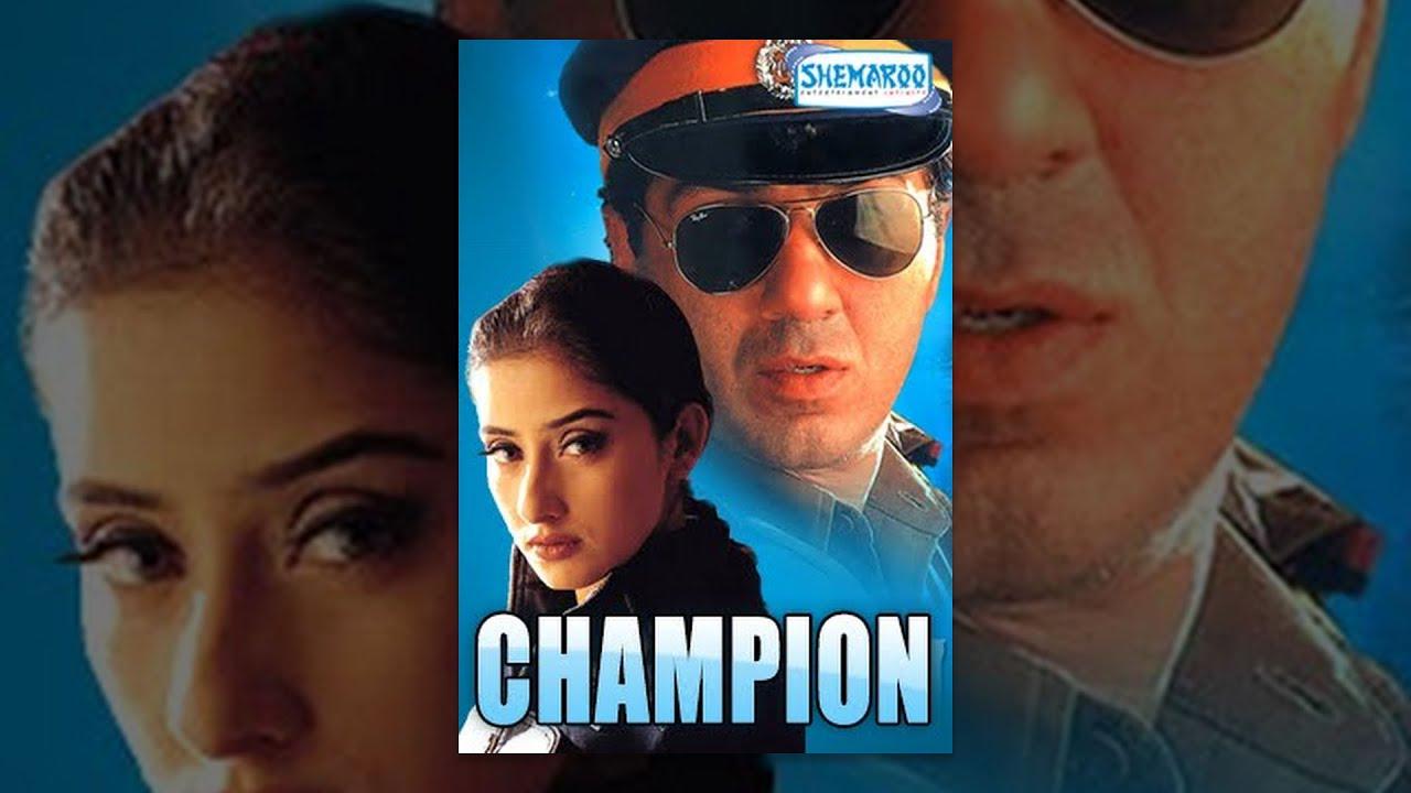 Download Champion {2000} - Hindi Full Movie - Sunny Deol - Manisha Koirala - Bollywood Action Movie