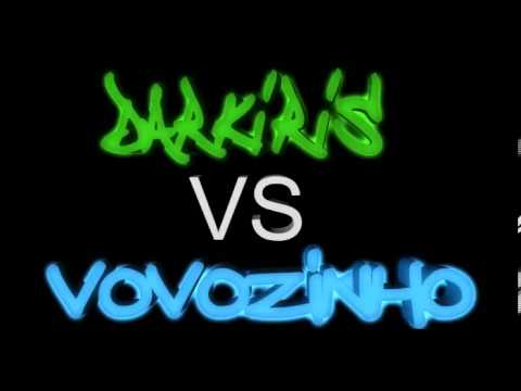 [CDR] Darkiris VS Vovozinho [ Productions ]