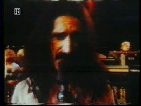 Frank Zappa - Baby Snakes (live in Munich, 1978)