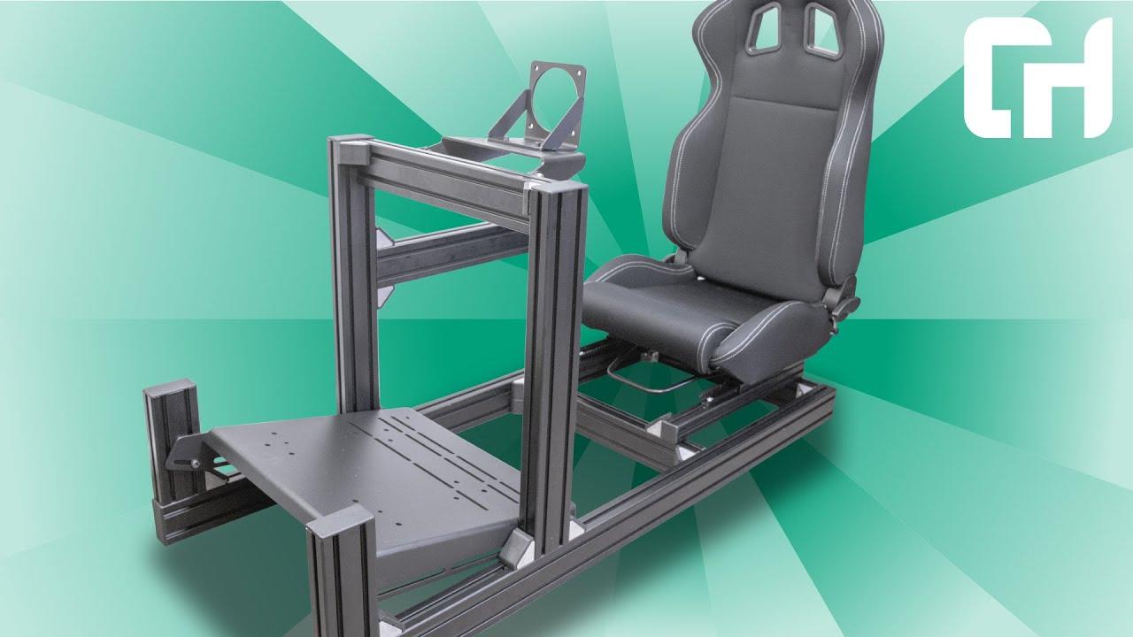 Sim Labs GT1 Evo Rim Racing Cockpit Review
