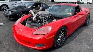 homepage tile video photo for CLEETUS  DRAG RACED THE GTST!!