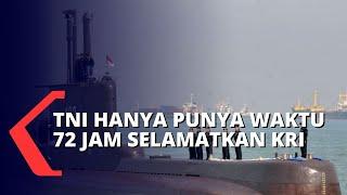 Soleman Ponto: Harus Ada Kapal Rescue yang Selamatkan Manusia di KRI Nanggala 402