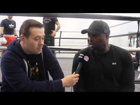 DON CHARLES FIRST INTERVIEW BACK SINCE DERECK CHISORA SUFFERED DEFEAT TO TYSON FURY