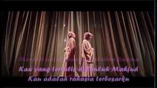 Cinta Positif - Untukmu Calon Imamku Liryc Video