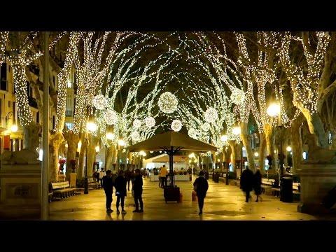 Mi ciudad en Navidad! | Palma de Mallorca