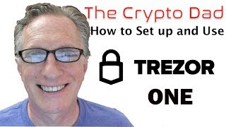 How to Buy Bitcoin & Store it on a Trezor One Hardware Wallet