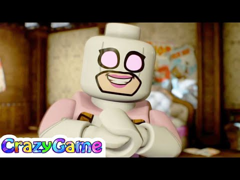 LEGO Marvel Super Heroes 2 How to Unlock All 10 Gwenpool Missions