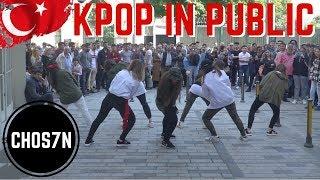 [KPOP IN PUBLIC TURKEY/ISTANBUL] BTS - MICDROP Cover by CHOS7N