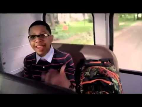 Kmart My School Bus Is My Limo Commercial