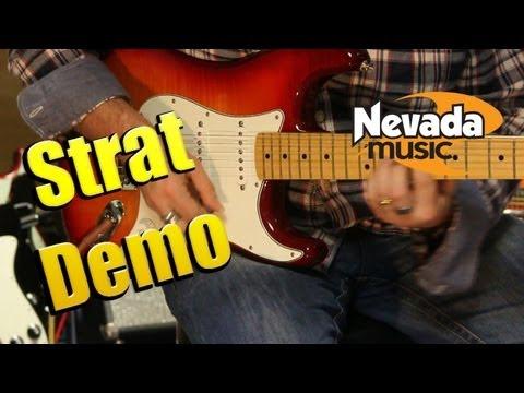 fender-standard-series-plustop-strat-demo