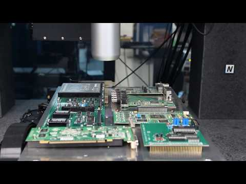 Automated Large Area PCB Inspection