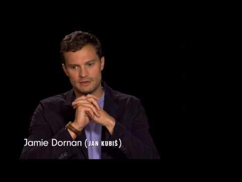 Jamie Dornan - Anthropoid Making Of Interview