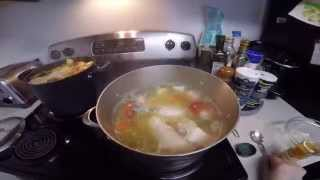 How To Make The Perfect Chicken Soup
