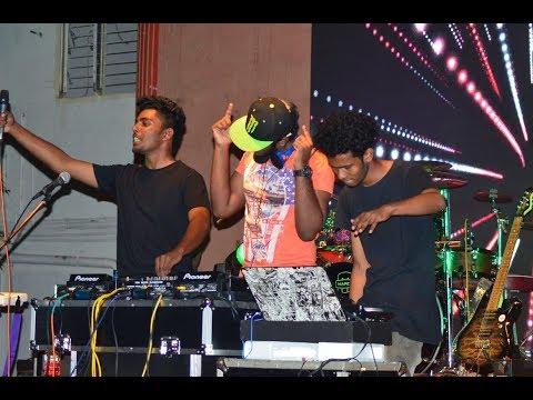 Aetuxx live at Kerala's biggest monsoon fest! | Mdusk muvattupuzha | Aetuxx | Basstides | DJ Raveen