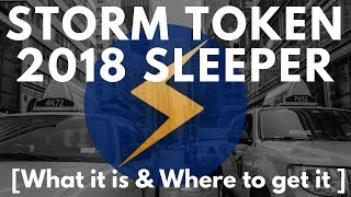 STORM Token top crypto for 2018??
