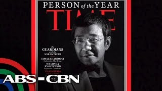 Rappler chief Maria Ressa among TIME's 2018 Person of the Year