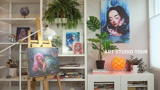 ART STUDIO TOUR 2019 🌱🎨