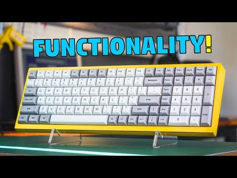 Vortex Tab 90 Wireless Mechanical Keyboard - Review & Unboxing