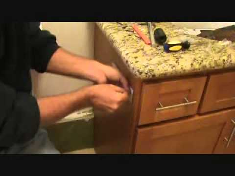 how to install a toilet paper holder part 2 youtube. Black Bedroom Furniture Sets. Home Design Ideas