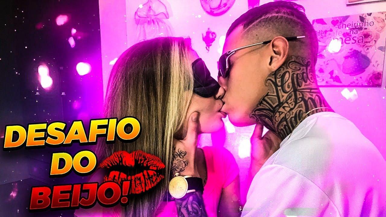 DESAFIO DO BEIJO *kiss challenge*