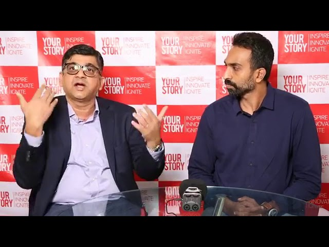 Sundar S, President  Global Delivery, Mphasis - Interview on YourStory