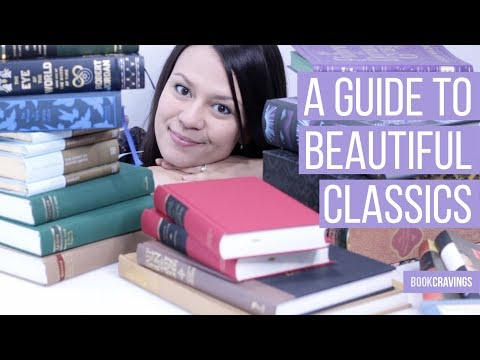 Classic Book Collections | A Guide to Buying Beautiful Classics | Part One