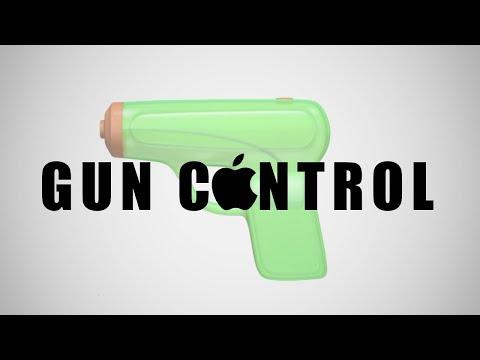 GUN CONTROL & The Lime-Green Squirt Gun Emoji
