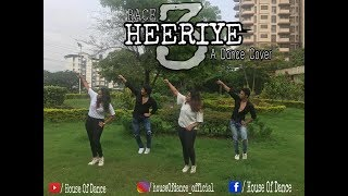 Heeriye I Race3 I House Of Dance Choreography