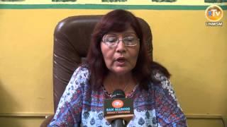 Tema: Entrevista a la Dra. Betty Millán por el 98° Aniversario del Museo de Historia Natural - UNMSM